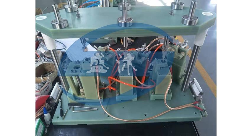 动态电解夹具电极